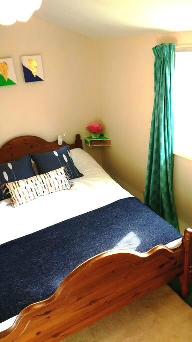 Your cosy comfortable bedroom