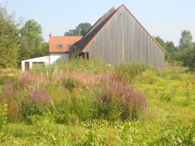 Hoeve Aarde Oase , Farmhouse - Ternat