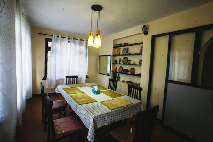 Shakya Residence