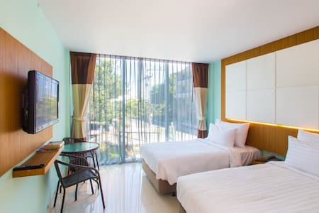 Siam Triangle Hotel - Mueang Chiang Rai - Bed & Breakfast
