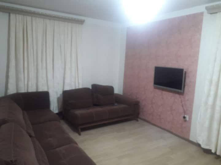 Уютная 1ком квартира посуточно в центре Баку снять