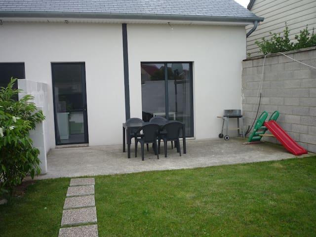 logement 4 personnes avec terrasse et parking