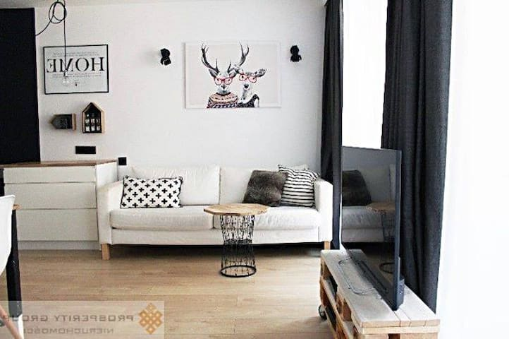 Smart and comfortable place close to the sea - Gdańsk - Casa