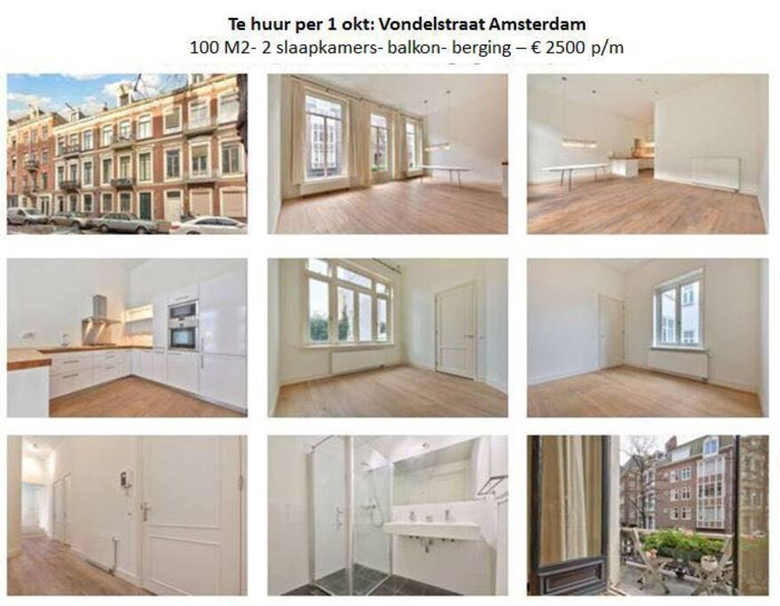 Great 2bd Appartment Historical Appartementen Te Huur In