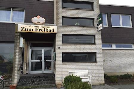 Zum Freibad Sythen Gästehaus - Haltern am See - Appartamento