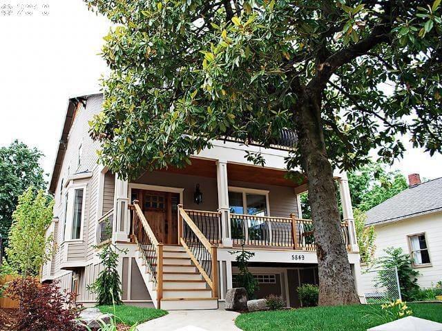 Large Alberta Arts Home - Portland - Dom