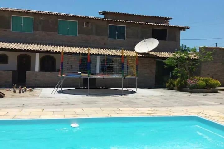 SUITE SUPERIOR 1 ESPETACULAR POUSADA TIA SILVIA - Iguaba Grande - Bed & Breakfast