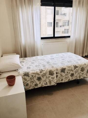 Spacious and sunny 3 bedroom apartment in Swefieh