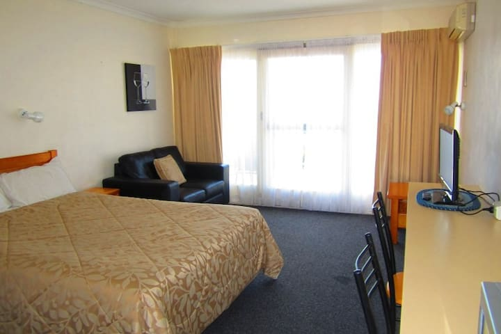 Deluxe ocean view room - Mollymook - Departamento