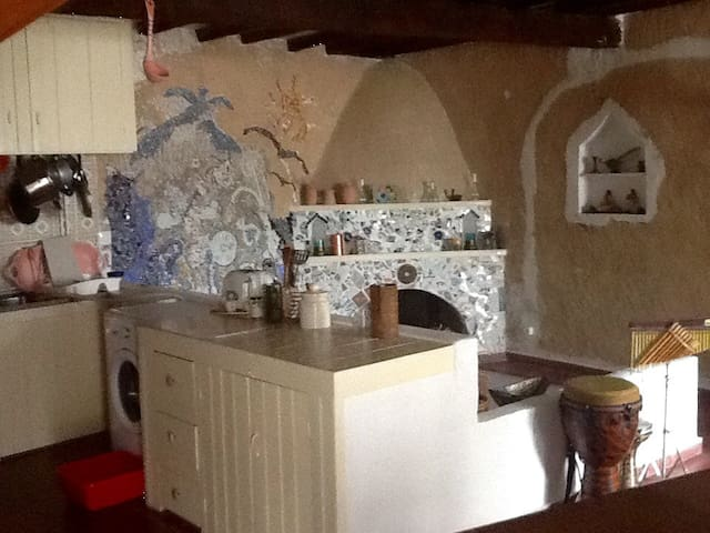 The Mosaic House - Skopelos - Maison