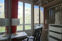 3 bedrooms - 3 bathrooms - Spacious - Passy