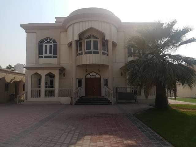 Cozy bungalow villa for rent at al twar 3 dubai