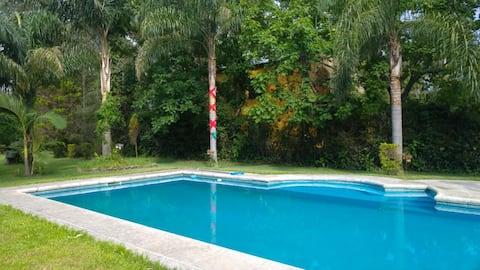 """Casa Quinta """"Don Pancho"""" (Rincón-SANTA FE)"""