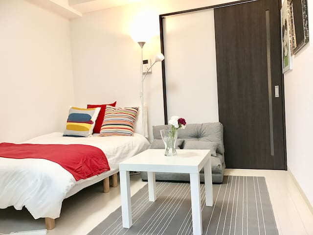 7 mins walk to Dotonbori/kawaraya2 - Chuo Ward, Osaka - Apartment