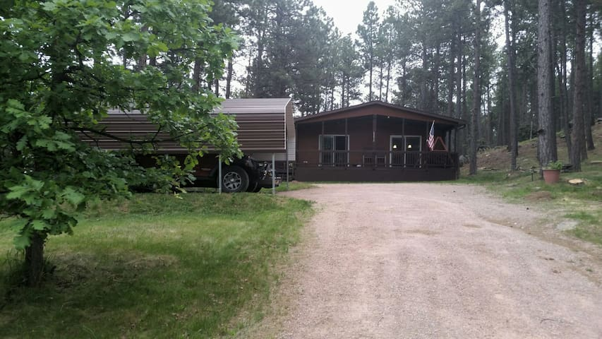 Beautiful Black Hills National Forest Home