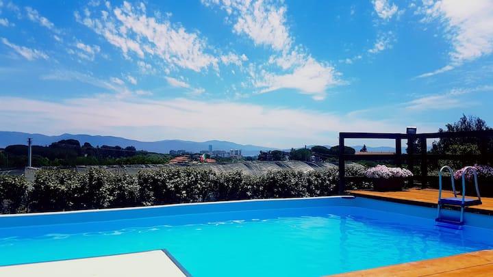 Villa Sandra a Follonica Toscana