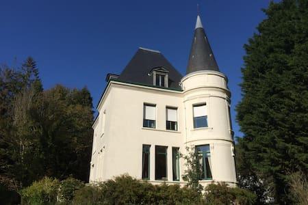 Grand Manoir Atypique à louer sur la Côte d'Opale, - Saint-Étienne-au-Mont - Serviced apartment