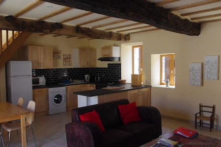Small Family Cottage in Dordogne - Villefranche-de-Lonchat