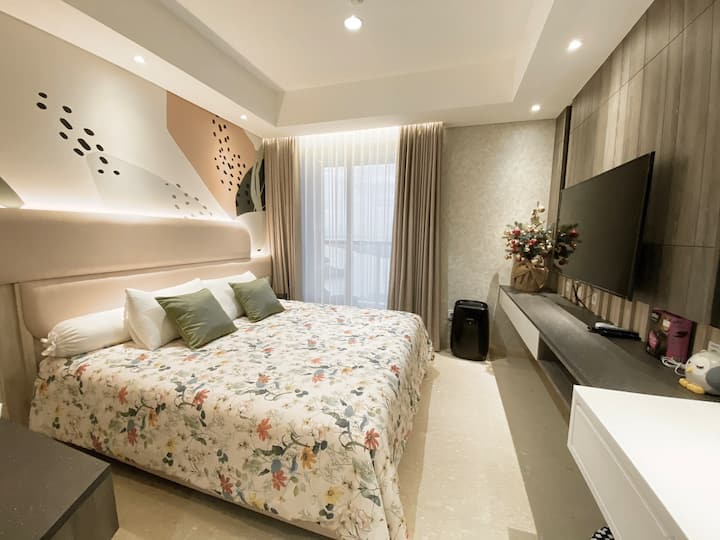 Luxury Sea View Gold Coast Studio #19.2 Apartment
