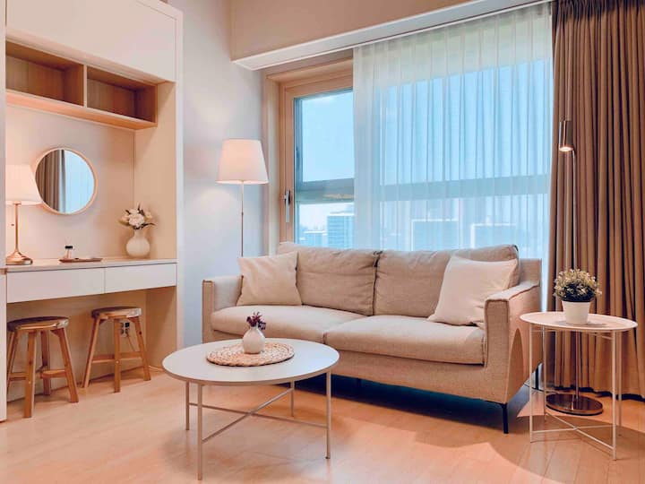 ★COZY house4 x LAKE view★ 5min Lotte world & tower