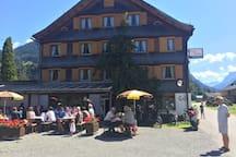 Café Lässer frühschoppen