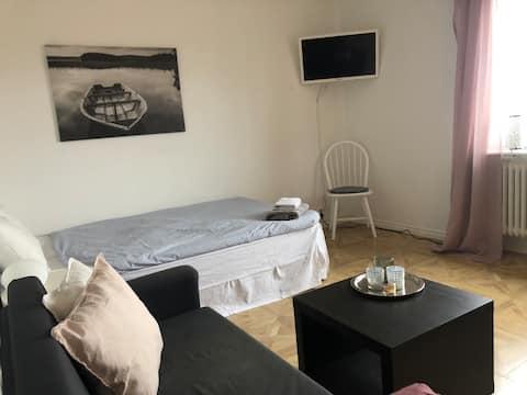 Egen lägenhet / studio apartment