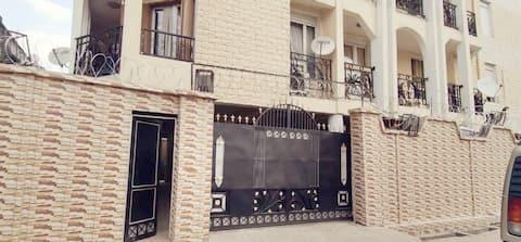 Kinshasa: appartement en résidence