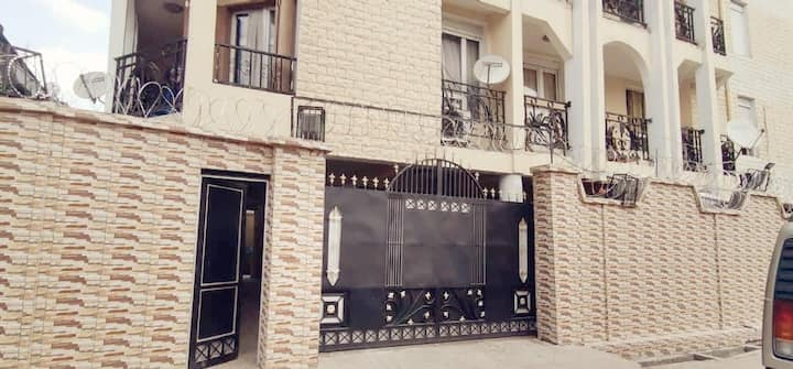 Kinshasa: appartement en résidence (N°5)