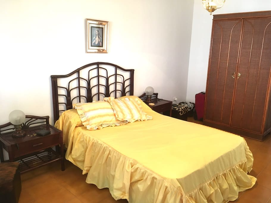 Suite anexo quarto casal