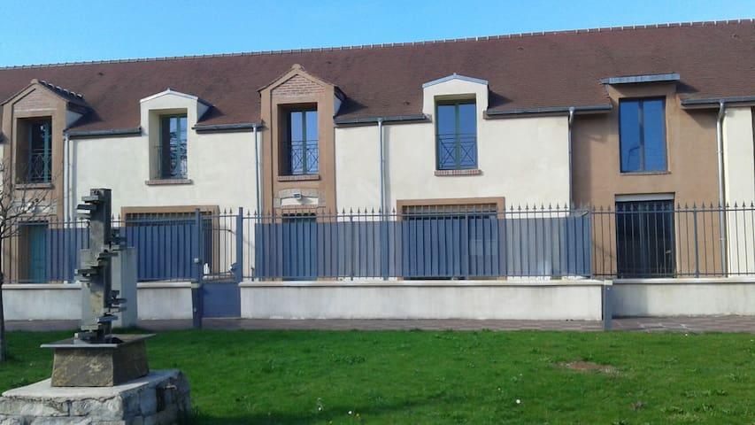 Maison Duplex Franchard - Arbonne-la-Forêt - Casa