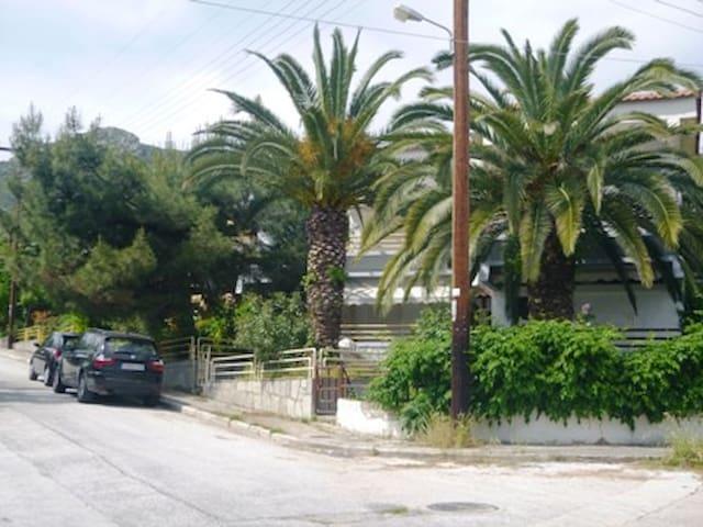 Cosy Summer Villa