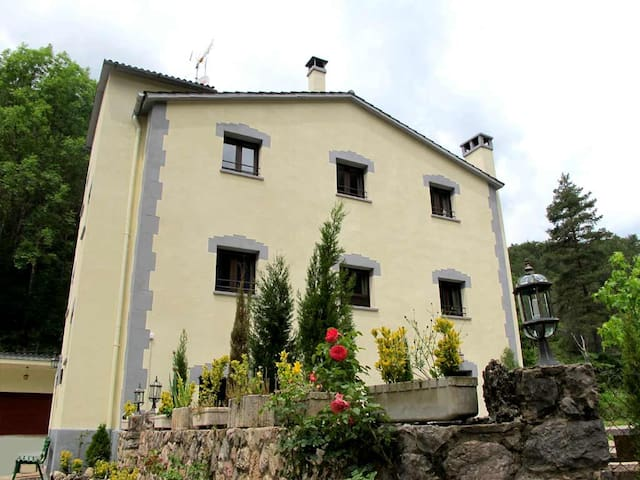 Apartamento en plena naturaleza - Sant Llorenç de Morunys