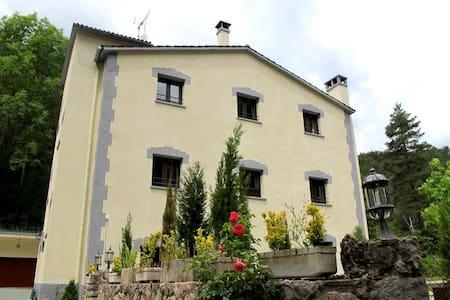 Apartamento en plena naturaleza - Sant Llorenç de Morunys - Pis