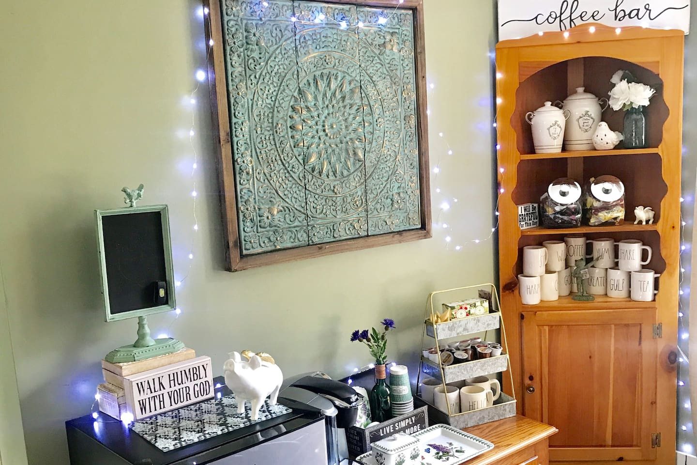 Living Space Coffee Bar