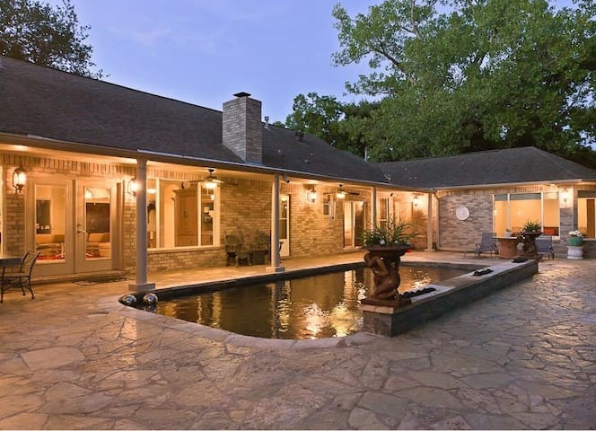 Lake, Swimming Pool, Clean Luxury Home Expierence - Sugar Land - Casa