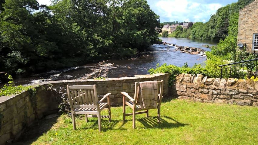 River Run Cottage on Tees, Barnard Castle/Dales