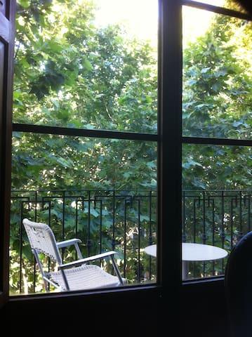 Penthouse apartment, heart of Palma - Palma - Byt