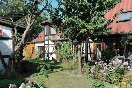 SommerhofSpreewald kl.-Dach-Wohnung - Lübbenau/Spreewald, Brandenburg, DE - Casa