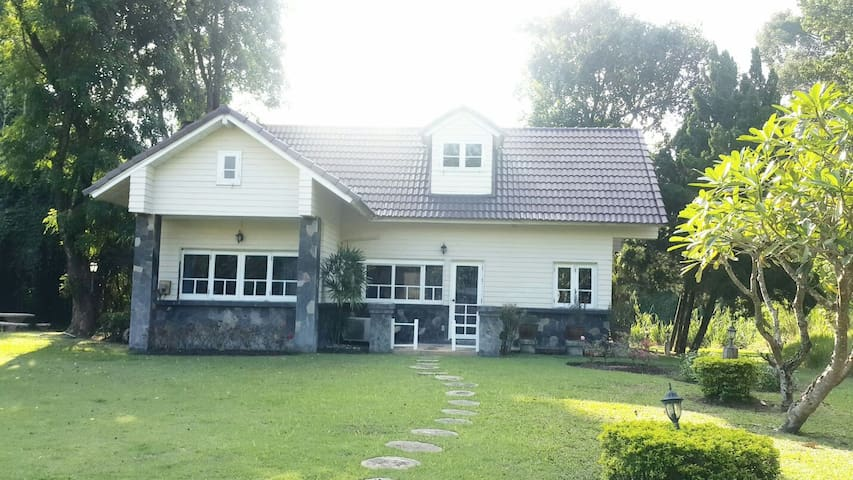 Enjoy our 3BR Cozy Home&Nature. - Pak Chong - Hus