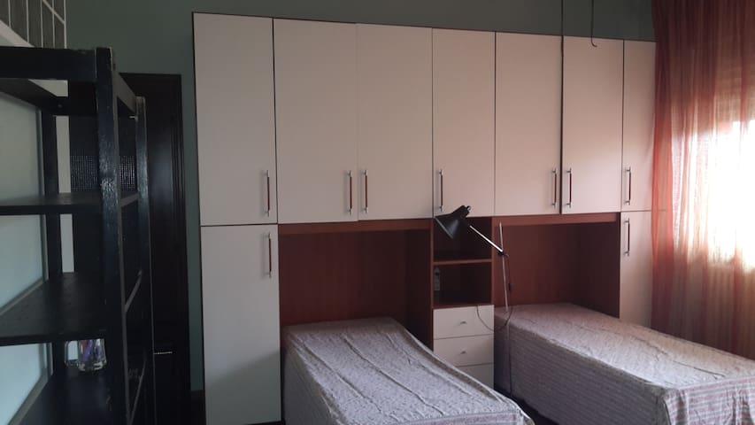 Camera doppia vicino a Rho fiera - Bollate - Wohnung