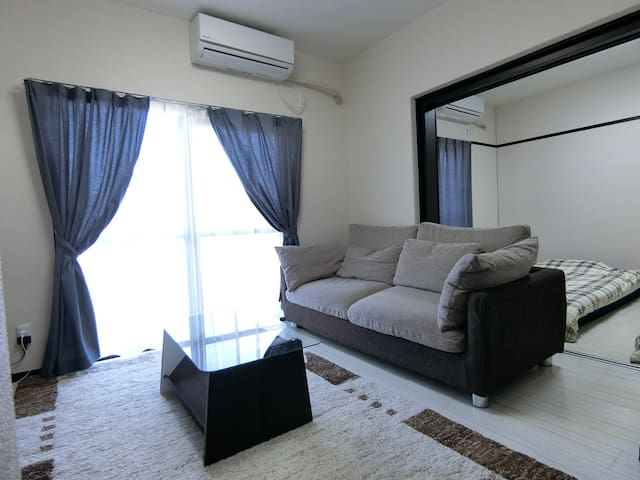 【Entire Home】10 mins by car from Kasugai IC