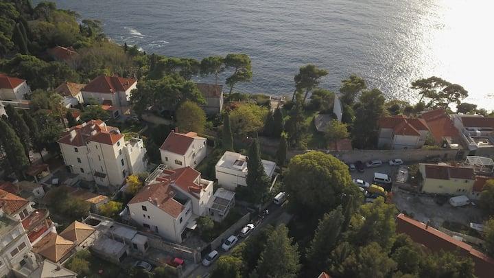 Villa Elly MARINO Economy Twin Room