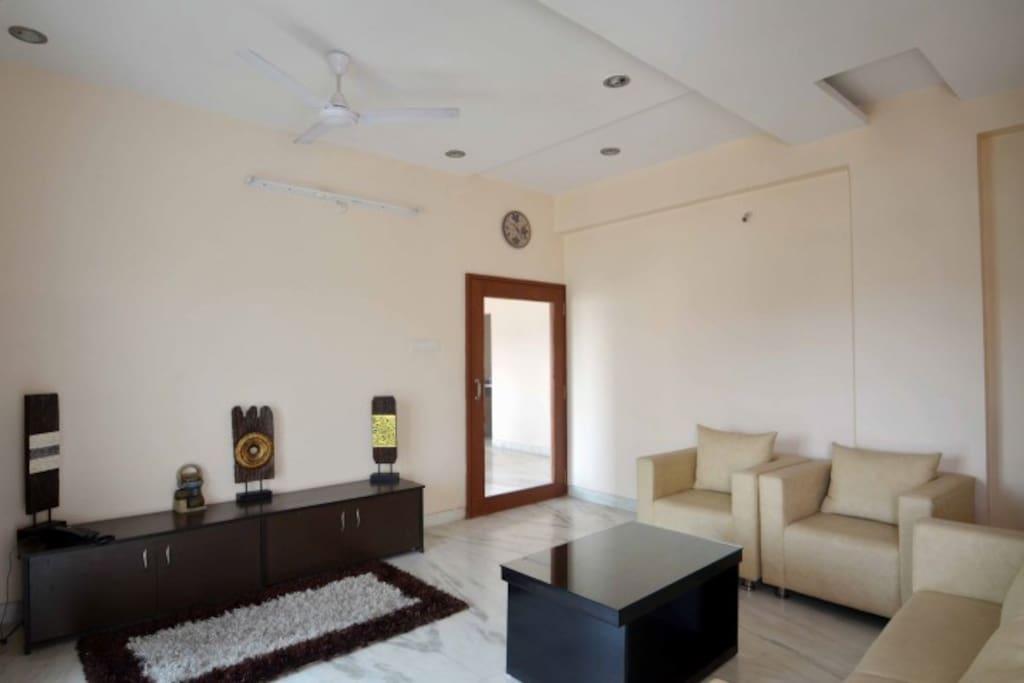Gachibowli Livingroom.