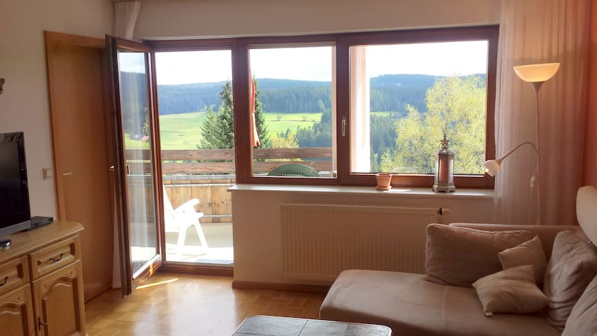 Ferienwohnung STERN (4 bis 5 Pers.) - Schonach im Schwarzwald - Byt