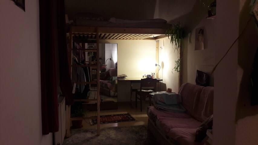 Cozy apartment in popular Ehrenfeld