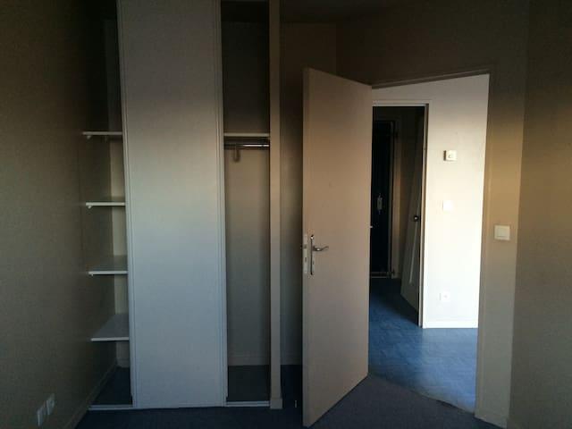 Bel appartement avec terrasse - Lognes - Wohnung
