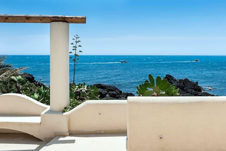 Luxury Villa Marina dei Greci. - Giardini Naxos - Villa
