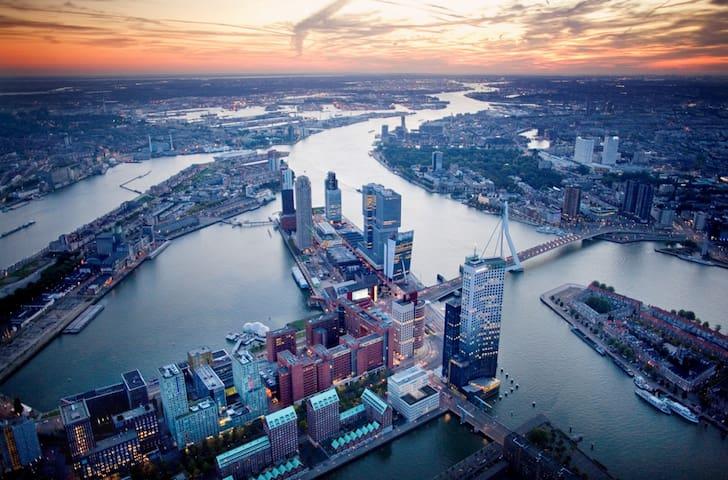 Rotterdam Guidebook by Joost