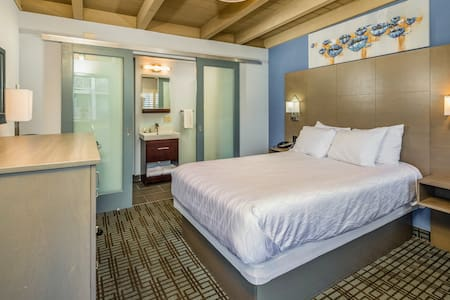 Silicon Valley Inn, 1 Full Bed
