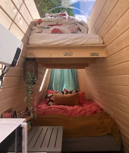 Family Skylight Cabin
